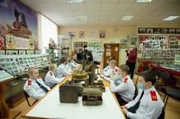 Представитель Томской епархии провёл беседу с воспитанниками Кадетского корпуса