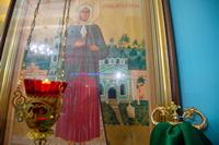Храм святой Ксении Петербургской торжественно отметил зимний престольный праздник