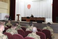 Представитель Томской епархии провел беседу с росгвардейцами