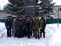 В селе Первомайском прошли памятные мероприятия, посвященные 32-й годовщине вывода советских войск из Афганистана