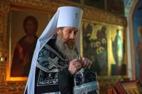 Глава Томской митрополии возглавил вечерню с чином прощения в Богоявленском кафедральном соборе