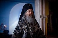 Глава Томской митрополии совершил первую Литургию Преждеосвященных Даров в наступившей святой Четыредесятнице