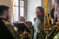Глава Томской митрополии возглавил престольные торжества в Богородице-Алексиевском монастыре