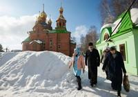 Сотрудники Социального отдела Томской епархии поделились опытом милосердного служения с сельчанами