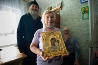 Погорельцы из села Кожевниково благодарят томичей за оказанную помощь