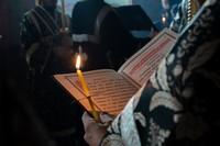 Глава Томской митрополии совершил последование Пассии в Богоявленском кафедральном соборе