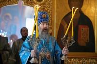 В великий праздник Благовещения томичи прославили Божию Матерь