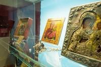 В Томском областном краеведческом музее состоялось торжественное открытие выставки, посвященной Божией Матери