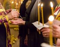 В томских храмах продолжает совершаться Таинство Соборования