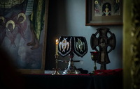 Православные верующие вступили в дни Страстной седмицы