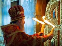 Свет Воскресения Христова освящает Томскую землю