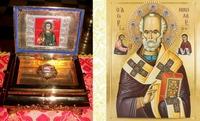 В Томск прибывают две святыни