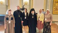 Делегация Томской епархии приняла участие в юбилейном Общецерковном съезде по социальному служению «Проблемы, тенденции, перспективы»