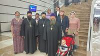 Представители Томской епархии принимают участие в XXIX Международных образовательных Рождественских чтениях
