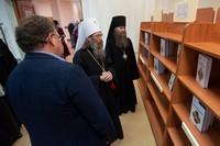 В Томске открылась Патриаршая выставка-форум «Радость Слова»