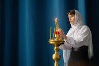 Омский православный театр показал томичам спектакль «Сила молитвы»