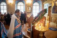 Митрополит Ростислав возглавил Божественную литургию в день Воздвижения Креста Господня