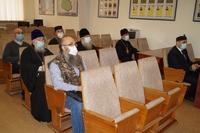 Священники Томской епархии приняли участие во всероссийском  обучающем семинаре по взаимодействию работников УИС с представителями религиозных организаций