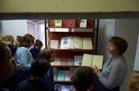 Семинаристы рассказали школьникам об устройстве православного храма и о том, как поступить в семинарию