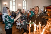 В Студии церковного пения при Александро-Невском храме начался новый учебный год