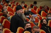 Патриарх Кирилл: «...даже мысли о разводе быть не должно» (видео)