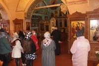 Воспитанницы томской колонии посетили православный храм