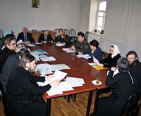 Состоялось заседание Оргсовета по подготовке и проведению Дней славянской письменности и культуры