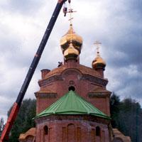 Архиепископ Ростислав посетил село Кожевниково