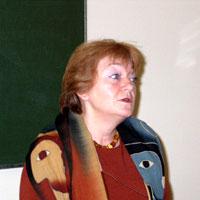 Томск посетила известный православный педагог, член Союза писателей России Людмила Васильевна Сурова