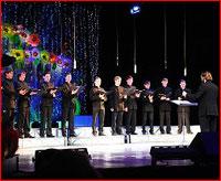 Хор ТДС принял участие в музыкальном фестивале в г. Новокузнецке