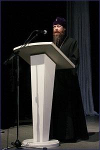 Архиепископ Ростислав принял участие в торжественном открытии Всероссийского библиотечного конгресса в Томске