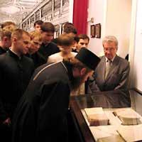 В Томском областном краеведческом музее открылась выставка рукописной и старопечатной книги