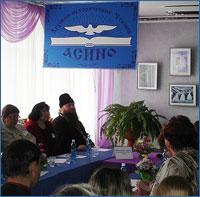 В Асино начали работу VI-е Духовно-исторические Чтения