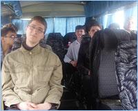 Студенты Томской духовной семинарии совершили миссионерскую поездку в северо-западную часть Томской области