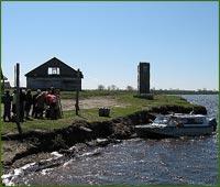 Завершился 2-й этап миссионерского Крестного хода по рекам Томской области