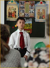 Педагоги области примут участие во Всероссийском конкурсе на соискание премии «За нравственный подвиг учителя» за 2010 год