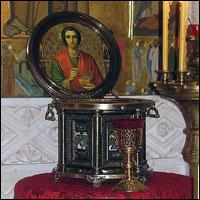 Память великомученика Пантелеимона
