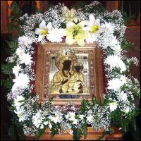 В Томске начались торжества по случаю годовщины обретения чудотворной иконы Божией Матери «Одигитрия» из с. Богородского.