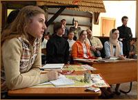 Православный молодежный клуб при Томской духовной семинарии начинает работу в новом учебном году