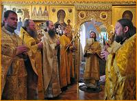 Начался учебный год в Томской духовной семинарии