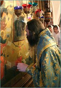 Праздник Казанской иконе Божией Матери - престольный день Богородице-Алексиевского монастыря