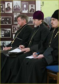 В Московской духовной академии прошел юридический семинар
