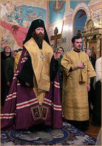 Заупокойная лития по почившему Патриарху Московскому и всея Руси Алексию Второму
