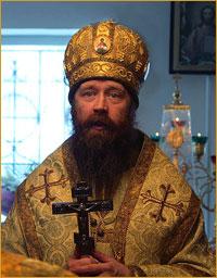 Архиепископ Ростислав совершил Божественную литургию в Свято-Никольском храме села Семилужки