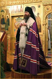 Слово архиепископа Томского и Асиновского Ростислава за Всенощным бдением в канун праздника Рождества Христова (видео)