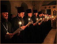 Предпразднство Рождества Христова (фото, аудио)