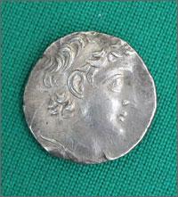 Монеты времен Христа появились в Томске