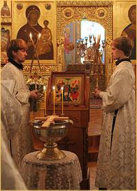 Праздник Крещения Господня – Святого Богоявления