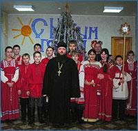 Славление Христа в Асино