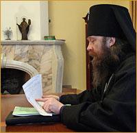 28 февраля в Томском епархиальном управлении состоялось заседание Епархиального совета